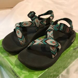 Chaco Z1 Cloud Sandals